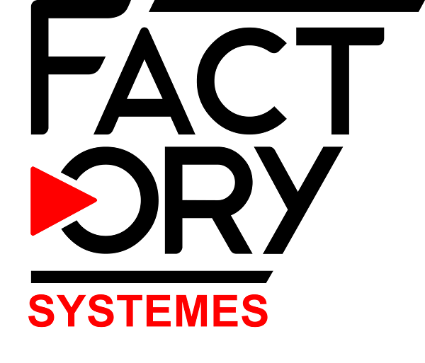 Logo FACTORY SYSTEMES & FACTORY SOFTWARE